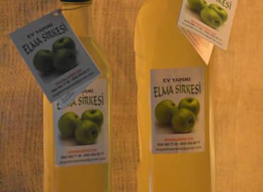 Şifalı Elma Sirkesi